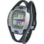 Ciclosport 10290513 Heart Rate Monitor Watch With Chest Strap Black