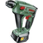 Bosch 0603952370 Uneo Maxx Cordless Hammer Drill 18V SDS-QUICK Li-…