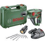 Bosch 0603984070 Uneo Cordless Hammer Drill 10.8V SDS-QUICK Li-ion…