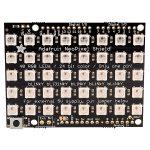 Adafruit 1430 NeoPixel Shield for Arduino 40 Addressable RGB LEDs