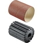 Bosch 1600A0014U Sanding Sleeve Incl. Mounting Roller 80 Grit diameter 60…
