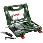 Bosch 2607017191 Universal Drill Set TiN V-line 68-pcs