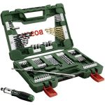 Bosch 2607017195 Universal Drill Set TiN V-line 91-pcs