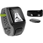 Tomtom Multisport GPS Heart Rate Monitor Watch With Chest Strap Da…