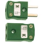 Labfacility IM-K-M Type K IEC Miniature Plug and Socket