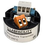 Labfacility XE-6201-001 PT100 Input 0 degreeC – 200 degreeC 2 Wire Temperature…