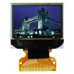Midas Displays MCOT096064AZ-RGBM OLED TAB Graphic Display 96×64 RGB