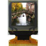 Midas Displays MCOT096096AY-RGBM OLED TAB Graphic Display 96×96 RGB