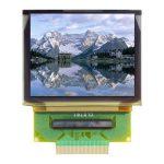 Midas Displays MCOT160128BY-RGBM OLED TAB Graphic Display 160×128 RGB