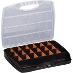 VISO POLY 48 Box With 21 Dividers 480 x 375 x 75mm
