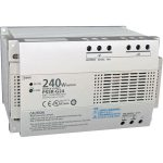Idec PS5R-G24 DIN Rail Power Supply PFC 24VDC 10A 240W 1-Phase
