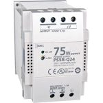 Idec PS5R-Q24 DIN Rail Power Supply PFC 24VDC 3.13A 75W 1-Phase