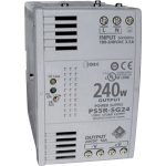 Idec PS5R-SG24 Slim Line DIN Rail Power Supply 24VDC 10A 240W 1-Phase