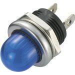 SCI R9-105L1-02-WUU4 LED Indicator Light Blue 12V DC