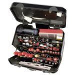 Parat 2.012.530.981 Evolution Tool Case With Wheels and Push-in Comp…