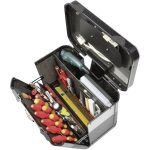 Parat 2.012.535.981 Evolution Tool Case With Wheels and CP-7 Tool Ho…