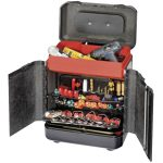 Parat 2.012.540.981 Evolution Tool Case With Wheels and Push-in Comp…