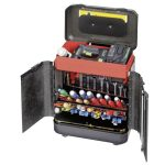 Parat 2.012.545.981 Evolution Tool Case With Wheels and CP-7-Tool Ho…
