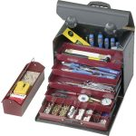 Parat 44.500.581 Top-Line Empty Tool Case With 5 Drawers 410 x 220…
