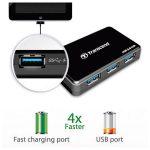 Transcend TS-HUB3K USB 3.0 4 Port Hub