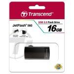 Transcend TS16GJF560 Jetflash 560 16GB USB Flash Drive