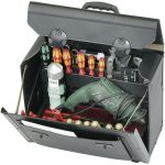 Parat 18.500.581 Top-Line Empty Tool Case With Middle Wall 450 x 1…