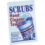 Scrubs 42201 Hand Cleaner Towel 20 x 30cm – Single