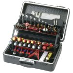 Parat 95.000.171 CARGO Moulded Empty Tool Case 180 degree460 x 310 x 170mm