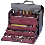 Parat 43.000.561 Top-Line Tool Case With 4 Drawers 410 x 190 x 280mm