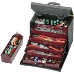 Parat 43.000.581 Top-Line Tool Case With 4 Drawers 410 x 190 x 280mm