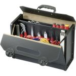 Parat 15.000.571 Top-Line Tool Case With Middle Wall 420 x 185 x 315mm