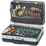 Parat 433.000.171 Silver Moulded Tool Case Standard 465 x 310 x 170mm