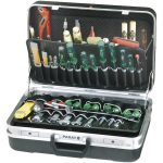 Parat 432.000.171 Silver Moulded Tool Case Equipped 465 x 310 x 170mm