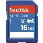 SanDisk SDSDB-016G-B35 SDHC Memory Card 16GB Class 4 4MB/s