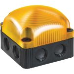 Werma Signaltechnik 853.300.54 LED Permanent Beacon 12VDC Yellow