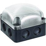 Werma Signaltechnik 853.400.60 LED Permanent Beacon 115-230VAC Clear