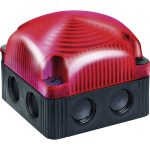 Werma Signaltechnik 853.110.60 LED Double Flash Beacon 115-230VAC Red