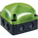 Werma Signaltechnik 853.210.55 LED Double Flash Beacon 24VDC Green