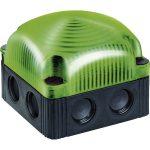 Werma Signaltechnik 853.210.60 LED Double Flash Beacon 115-230VA Green