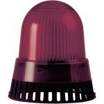Werma Signaltechnik 421.110.75 LED Buzzer Combination Red 24VAC/DC