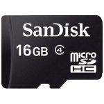 SanDisk SDSDQM-016G-B35 microSDHC Memory Card 16GB