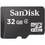 SanDisk SDSDQM-032G-B35 microSDHC Memory Card 32GB