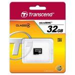 Transcend TS32GUSDC4 microSDHC Class 4 (Standard) 32 GB