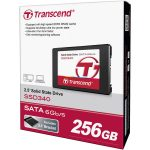 Transcend TS256GSSD340 SATA III 6Gb/s SSD340 SSD Drive 256 GB