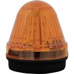 Compro CO/BL/70/A/024/15F Multifunction LED Beacon Amber 1.5W