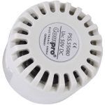 ComPro PSS.55.120.W Piezo Siren White 110V