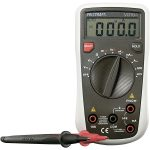 Voltcraft VC150-1 (ISO) Digital-Multimeter ISO Calibration