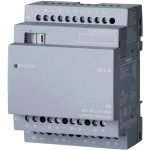 Siemens 6ED1055-1CB10-0BA2 LOGO! 8 SPS PLC Expansion Module DM16 24