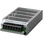 Siemens 6EP1322-1LD00 PSU100D 99.6W Dual Output Enclosed Power Sup…