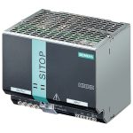 Siemens 6EP1336-3BA00 SITOP Modular DIN Rail Power Supply 24VDC 20…